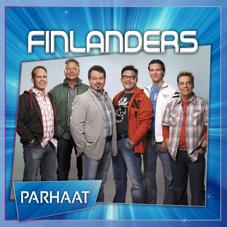Finlanders, Parhaat, CD