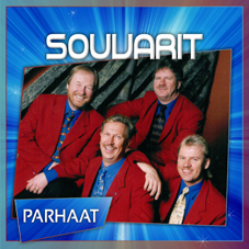 Souvarit, Parhaat, CD