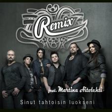 Remix, Martina Aitolehti, Sinut tahtoisin luokseni, single
