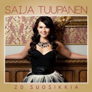 Saija Tuupanen, 20 suosikkia, kokoelmalevy