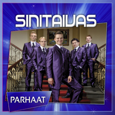 Sinitaivas, Parhaat, CD
