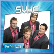 Syke, Parhaat, CD