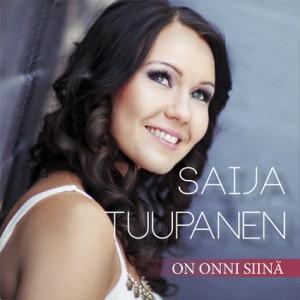 Saija Tuupanen, On onni siinä, CD