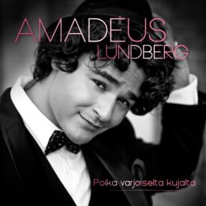 Amadeus Lundberg, Poika varjoiselta kujalta, CD