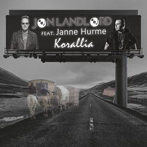 Jon Landlord, Janne Hurme, Korallia, Claudia
