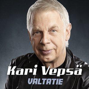 Kari Vepsä, single Valtatie